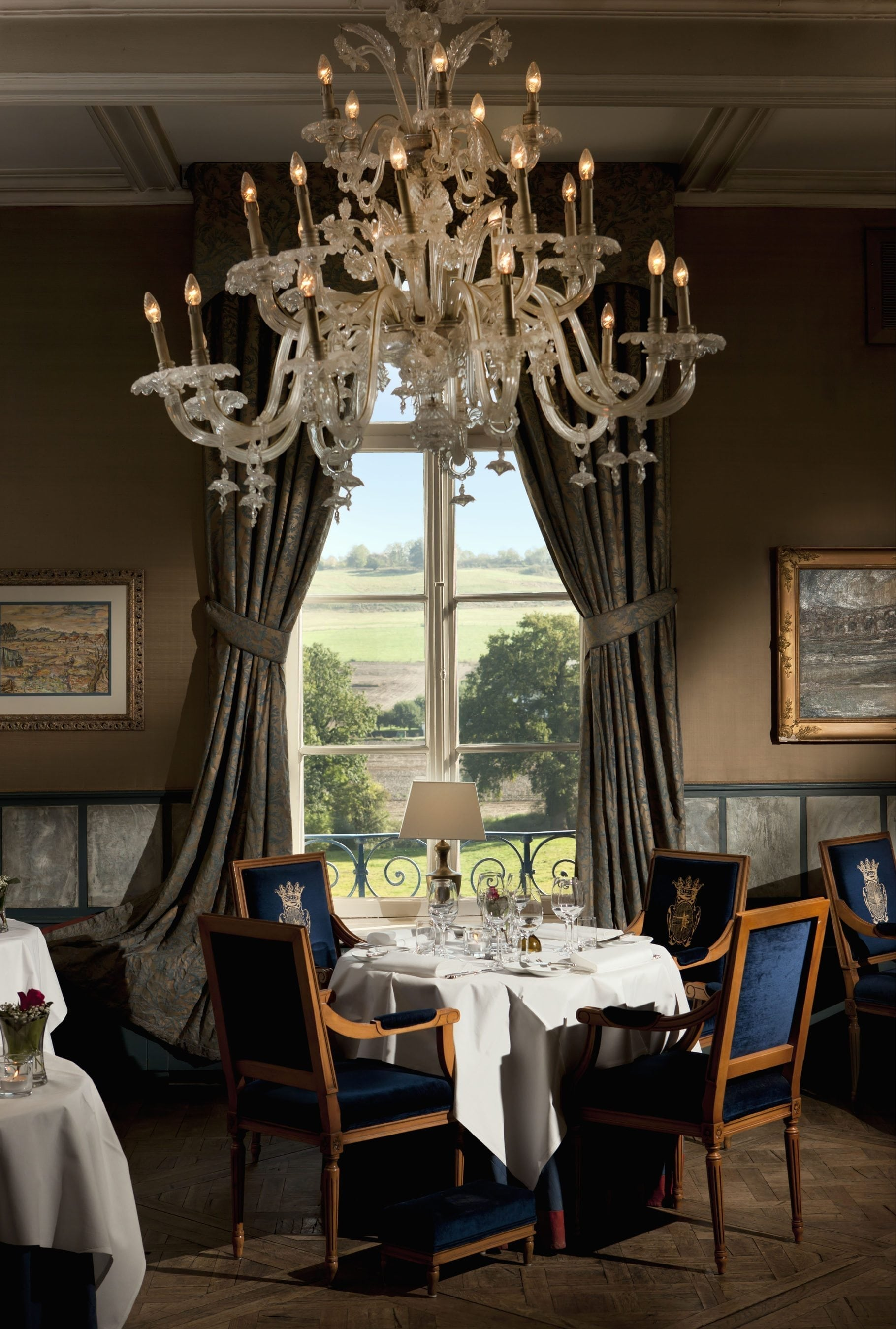 Michelinster Restaurant Château Neercanne | Château Neercanne