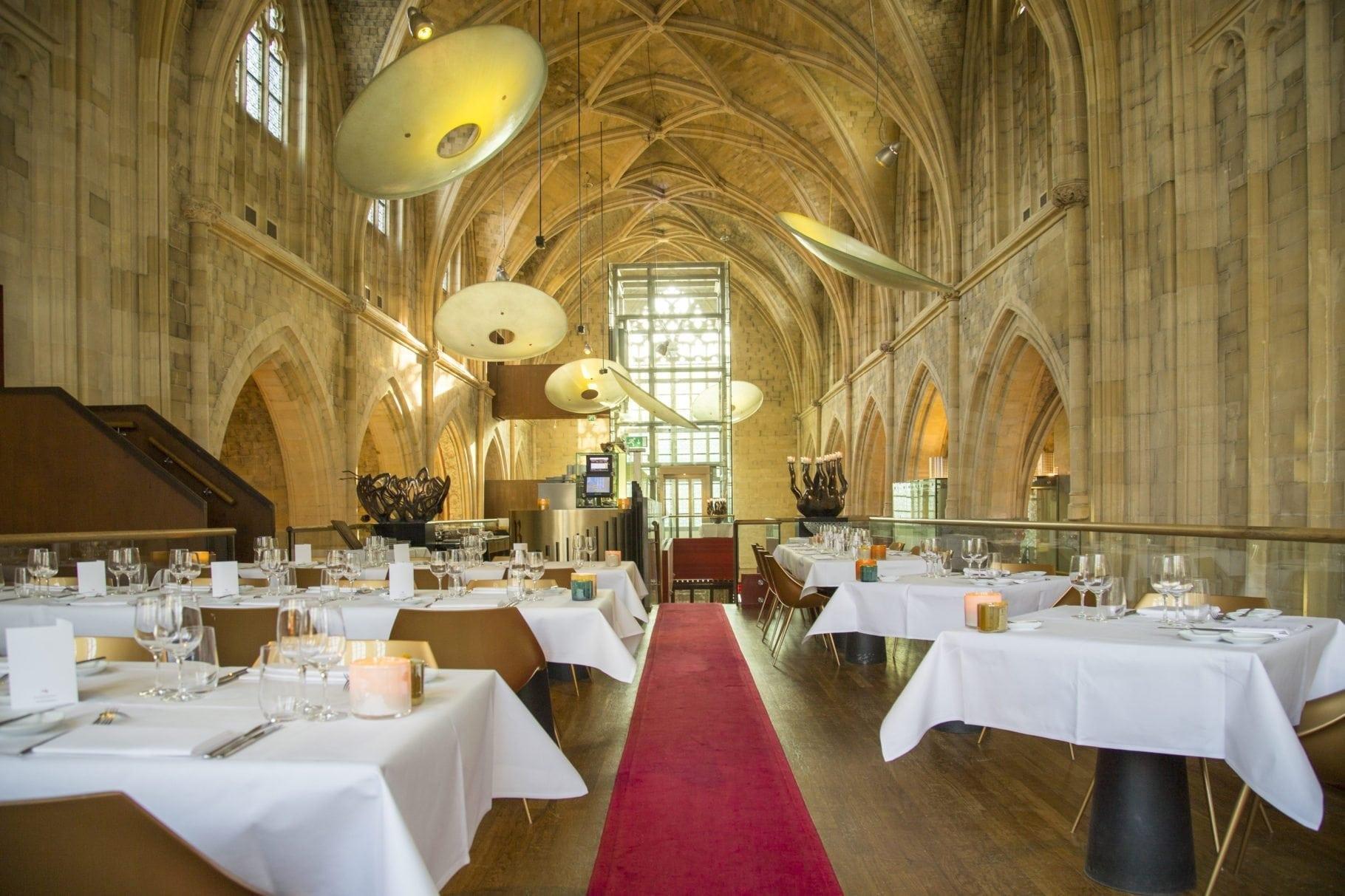 Kruisherenrestaurant Maastricht