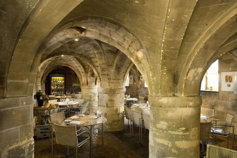 Huiselijk restaurant l'Auberge | Château Neercanne