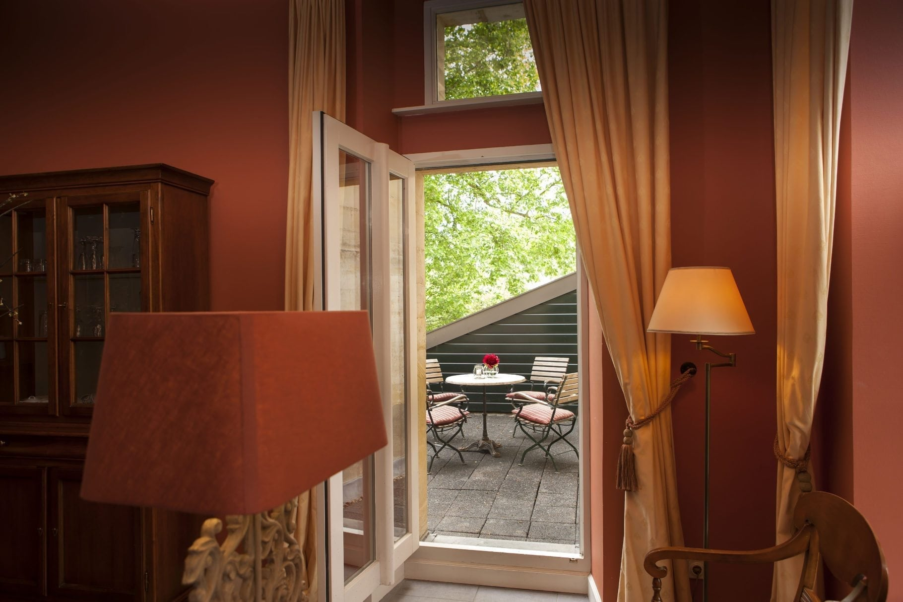 Chateau st gerlach hotelapartment