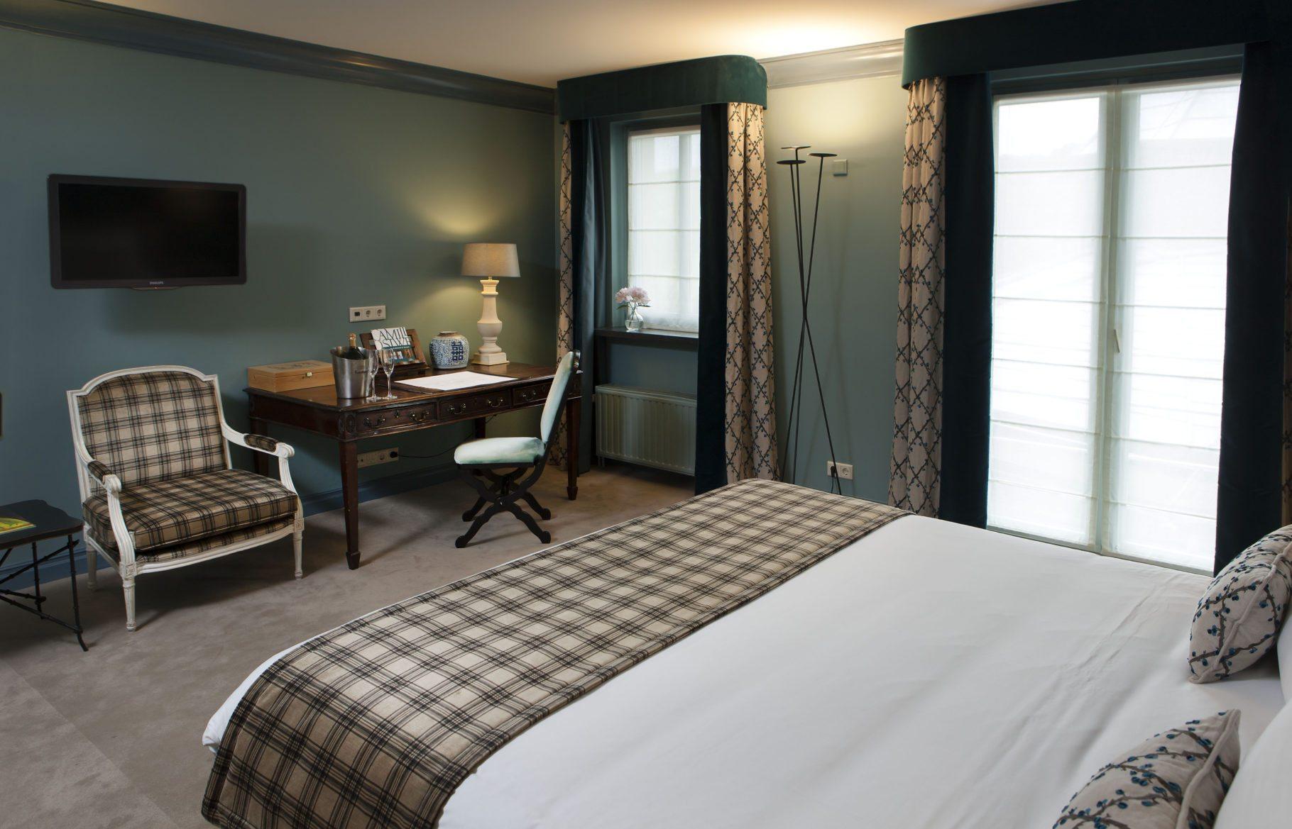 Junior suite, Chateau st Gerlach, valkenburg