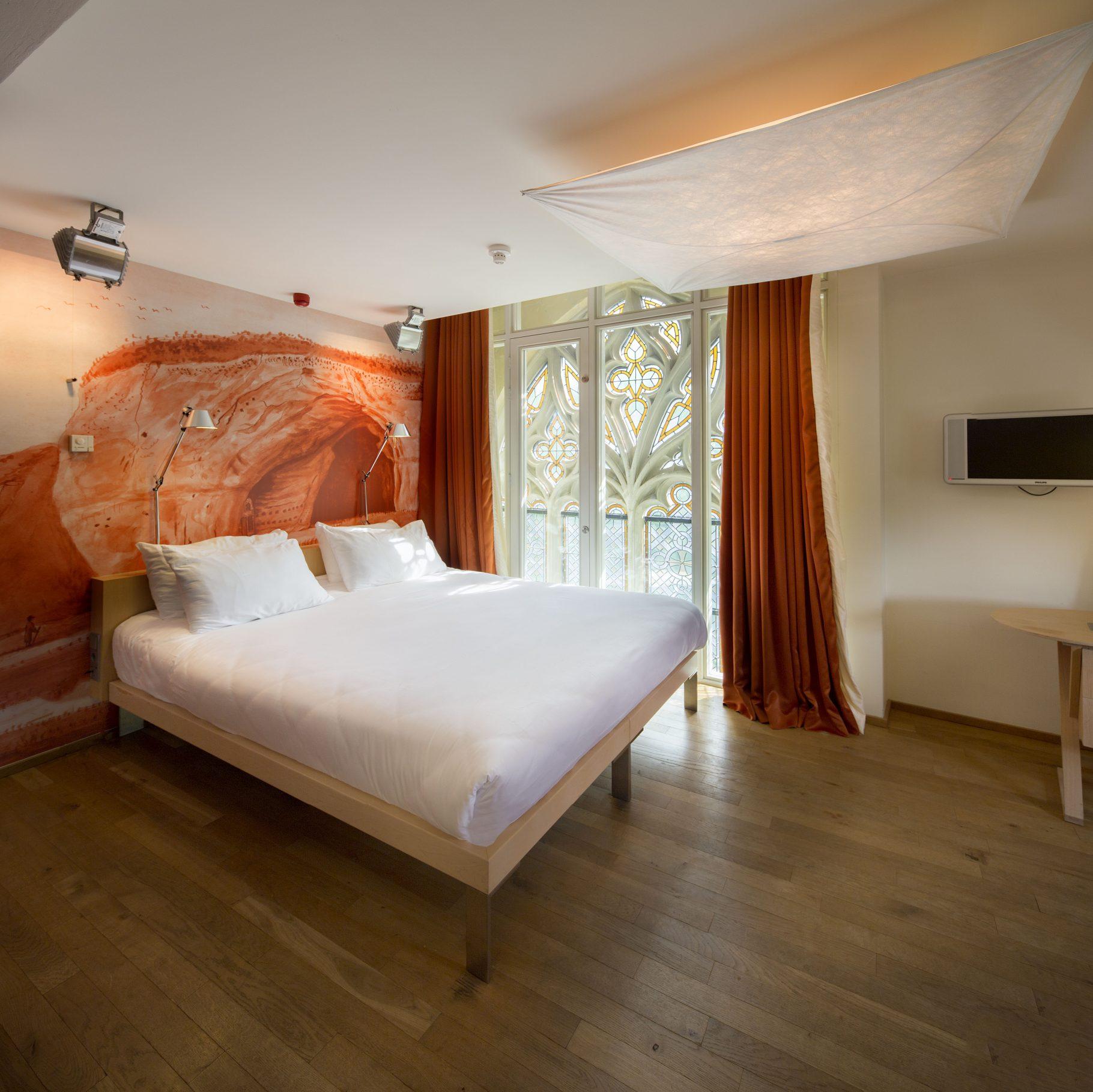 Kruisherenhotel Maastricht hotelroom