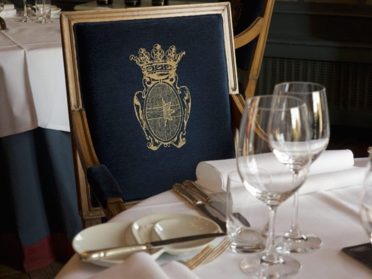 Michelinster Restaurant Château Neercanne | Château Neercanne