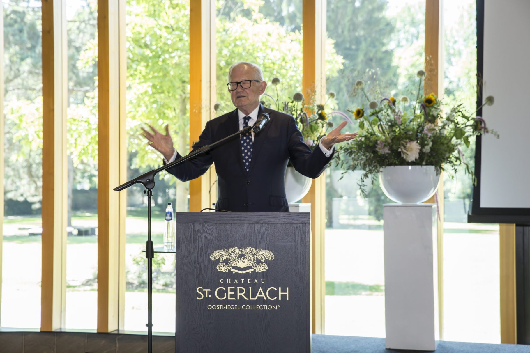 Opening St. Gerlach Paviljoen