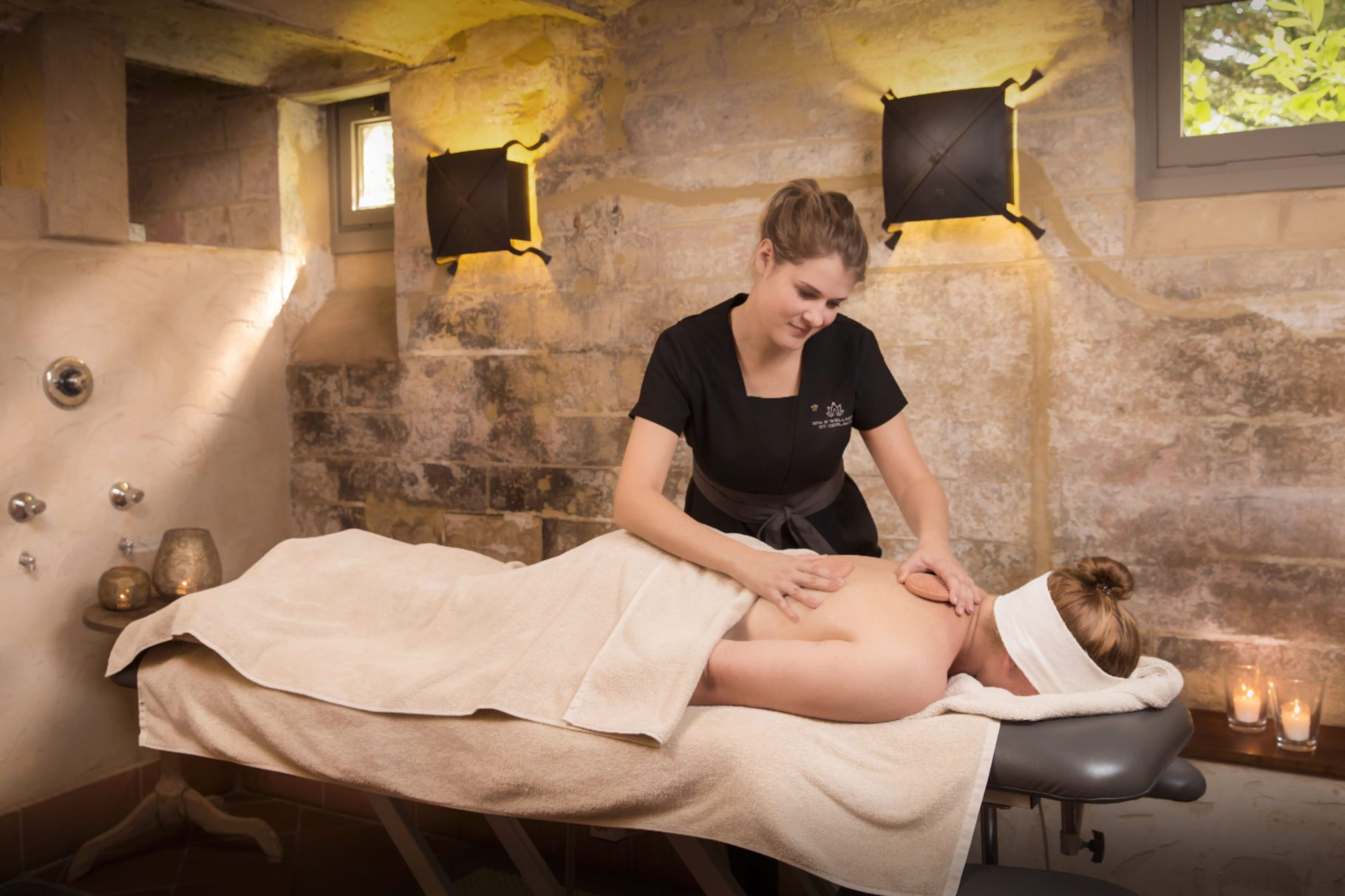 Spa & Wellness behandeling
