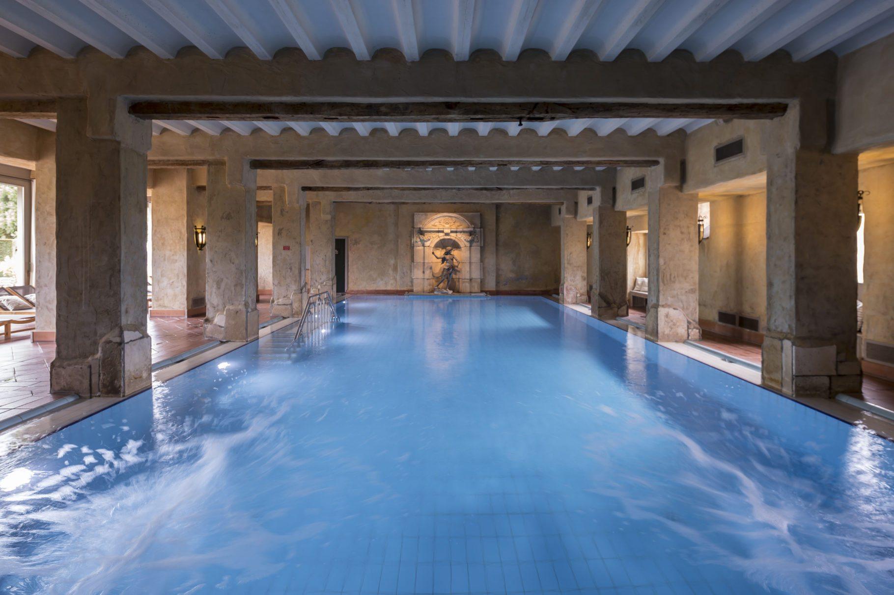 Romeins zwembad Spa & Wellness Gerlach